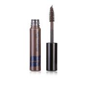 Eyebrow Tint Waterproof Long Lasting Semi-Permanent Eyebrow Colour Gel for Eyebrow Makeup ,Dark Brown
