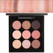 Eye Shadow, Kingfansion 9 Colours Retro Charming Smoky Eye Shadow Makeup Makeup Set