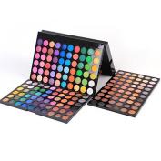Miskos Professional 180 Colours Eyeshadow Palette Colourful Shimmer Matte Nude Eye Shadow Pallete Women Make Up Beauty Maquiagem