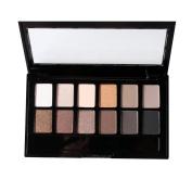 COTON 9.6g Eyeshadow Palette Makeup 12 Colours Pearl Light Matte Multi - Colour Eye Shadow Plate Kit