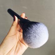 Pro Beauty Powder Blush Brush Foundation Make Up Tool Large Cosmetics Tool