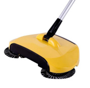 Singleluci 360 Rotary Home Use Magic Manual Telescopic Floor Dust Sweeper Broom
