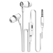 Mchoice Universal 3.5mm In-Ear Stereo Earbuds Earphone With Mic for Cell Phone