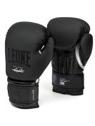 Leone 1947 Black & White Gloves Black Various oz