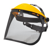 Portwest Browguard with Mesh Visor Kit Full Face Protection Safety Workwear PW93 by Portwest