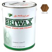Briwax BW0303143105 5 Litre Wax Polish - Tudor Oak by Briwax