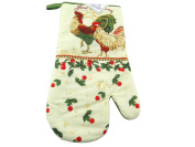 American Mills Oven Mitt 100% Natural Cotton