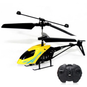 RC Helicopter 2 Channel Radio Remote Control Aircraft Micro