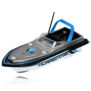 Remote Control Boat Radio Toy Super Speed Dual Motor Swimming Toys