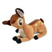 BAMBI Plush Fawn 20cm (8 inches) DISNEY Serie ANIMAL FRIENDS - Official with HOLOGRAM