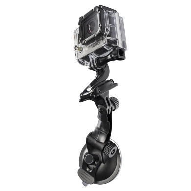 Mantona Suction Cup Holder For Smooth Surfaces Such As Windscreens