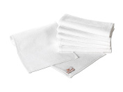Face Pack Pack of 6 – 100% Cotton Hand Towel, 22x70 cm Cosmetic Hand Guest Towels Cloth Cosmetic Bag