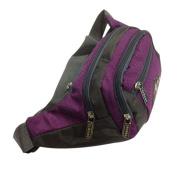 Skysper-25*14*10CM Nylon Sports Running Bag Waist Pack Bum Bag