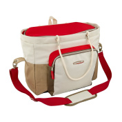 Campingaz Picnic Cooler cool bag 18L beige/red 2014 insulated lunch bag