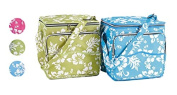 Cool Bag - Hawaiian Print - Ideal for festivals, camping, picnics or in the garden