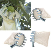 Hot Sale ! AMA(TM) Outdoor Fruit Picker Apple Orange Peach Pear Practical Garden Picking Tool Bag