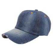 Baseball Cap,Neartime Jean Sport Hat Denim Baseball Cap Sun Hat . B)