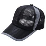 Baseball Cap,Neartime Summer Breathable Mesh Caps Men Women Thin Sport Hats