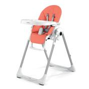 Peg Perego Foldable Highchair Prima Pappa Zero3 Bear Coral