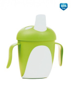Haberman for CANPOL Babies, non spill cup with handles, 240ml