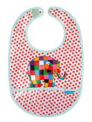 Elmer PVC Coated Cotton Bib, Red
