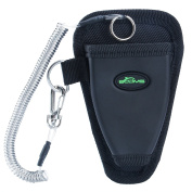 Booms Fishing P01 Fishing Pliers Sheath Suitable Vary Fishing Pliers Comes with Coiled Lanyard