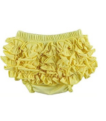 Honeysuck Baby Girl Ruffle Panties Bloomers Nappy Cover