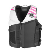 Mustang Survival Mustang Rev Young Adult Foam Vest - Grey/white/pink Colour = NONE | Haz-Mat = NONE | Size = NONE | Type