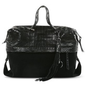 George Gina & Lucy Women's Bowling Bag black Black Croc