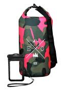 Erro Outdoors Waterproof Dry Bag and Bonus Waterproof Phone Case for Kayaking, Camping, Hiking, Boating, Fishing …
