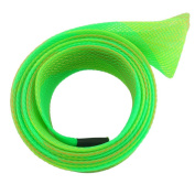 Gotd Fishing Rod Cover Rod Braided Strap Reel Cover Glove Protector