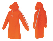 Waterproof Rain Gear by AllWeatherWare - Lightweight Hooded Rain Coat - Mens or Womens Breathable Poncho for Outdoors and Sporting Events | Various Colours, Sizes