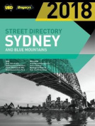 Sydney & Blue Mountains Street Directory 2018 54th ed