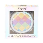 City Colour Collection Multi-Colour Illuminator Powder