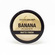 City Colour Banana Powder Matte Finish