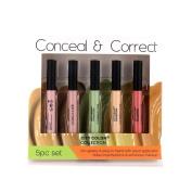 City Colour Conceal & Corrector Set 5pc Set