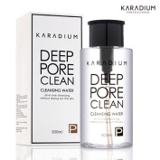 [KARADIUM] Deep Pore Clean Cleansing Water 300ml, All in One Cleansing without Drying out the Skin