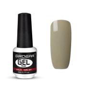 Girdear Soak Off Gel Nail Art Polish UV LED Gel Nail Polish Larquer Salon Beauty Manicure Set 8ml #005