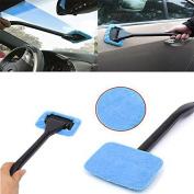 Microfiber Windshield Clean Car Wiper Cleaner Glass Window Wiper Cleaner Tool