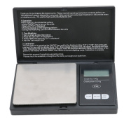 Stebcece 100G x 0.1G Mini Digital Scale Pocket,LCD Display Screen for Precision Jewellery Kitchen Food
