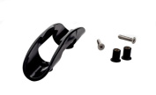 H2o Kayaks Deck Mounted Universal Paddle Clip (Only 1 Needed per Paddle) INC FIXINGS