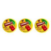 Carmex Lip Balm Pot (Cherry)-7.5G-PACK OF 3