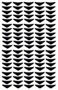 (100) SNACK VENDING MACHINE UNIVERSAL COIL PUSHERS (Black) - AP,Rowe,USI,National,AMS