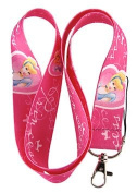 Disney Princess - Cinderella Lanyard - DGK neck lanyard - 25mm x 50cm