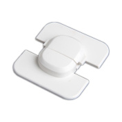 YeahiBaby Child Safety Locks for Child Proofing Baby Safety Latches Adhesive
