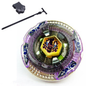 Beyblades High Performance Fight Master Mercury Brave Version Metal Fusion Beyblade BB-113 Gyro toys 4D System + Luncher