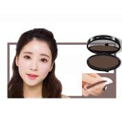 Bolayu Makeup Eyebrow Powder Brow Stamp, Unique Brow Powder Makeup