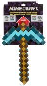 Minecraft Transforming Sword & Pickaxe