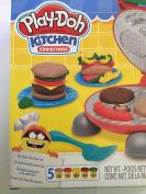 Play-Doh Pd Burger Barbecue, B5521