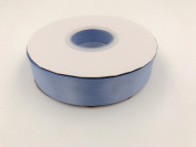 Light blue. High End Thick . 2.5cm 50 Yards Roll Ribbons